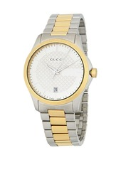 Gucci Stainless Steel Bracelet Watch