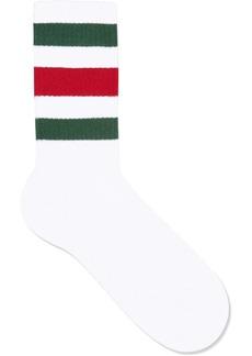 Gucci Stretch cotton socks with Web