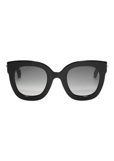 Gucci Swarovski Star Cat Eye Sunglasses
