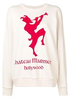 Gucci Sweatshirt with Chateau Marmont print