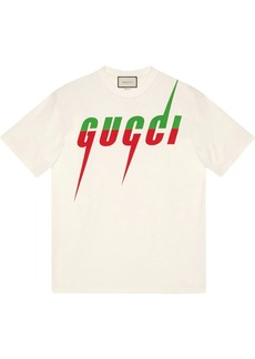 Gucci Blade cotton T-shirt