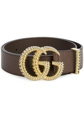 Gucci torchon double G buckle belt