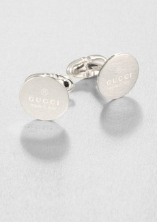 Gucci Trademark Cuff Links
