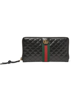 Gucci Quilted Leather Wallet