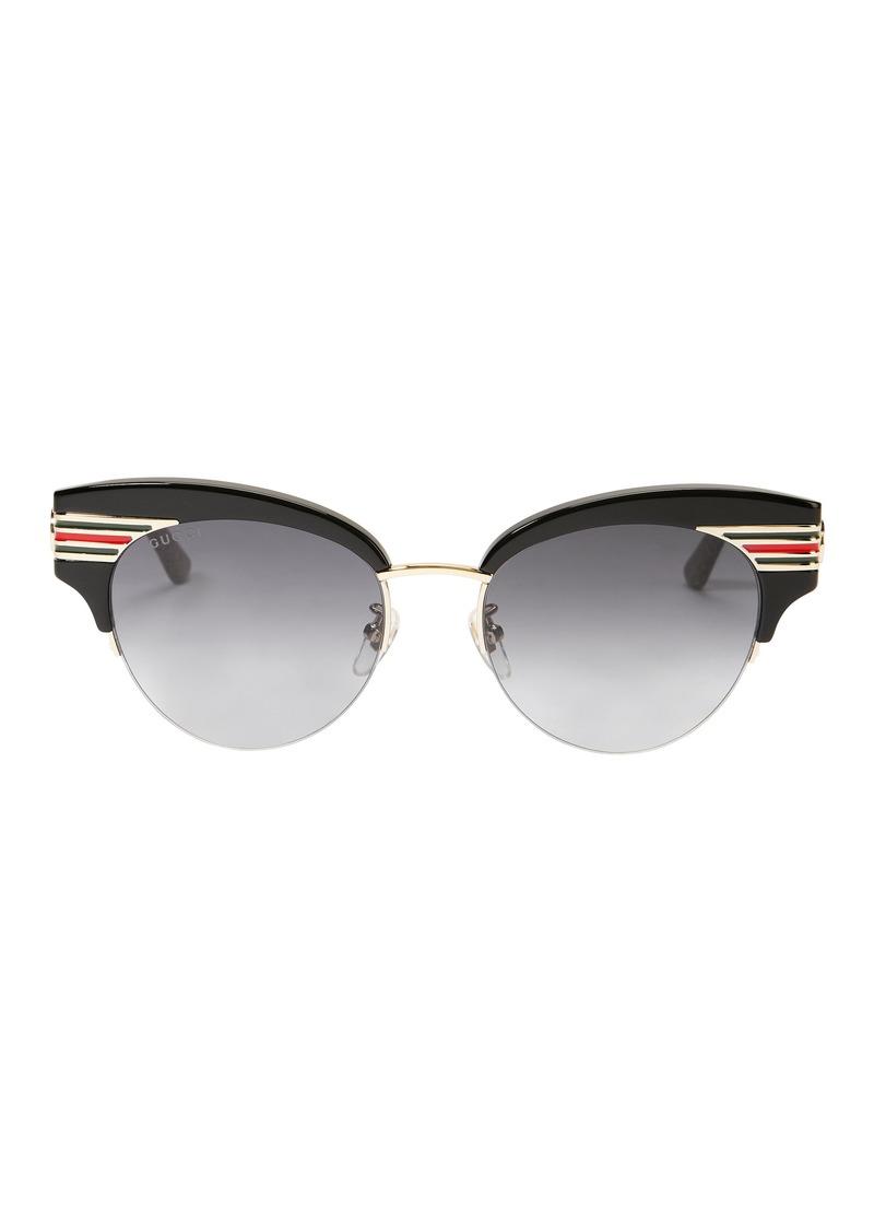 Gucci Vintage Signature Stripe Sunglasses
