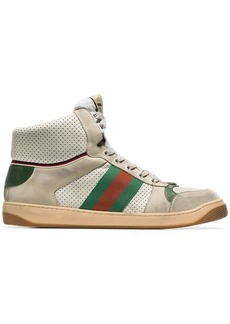 Gucci Virtus hi-top sneakers