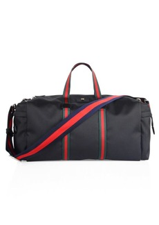 Gucci Web Canvas Duffel