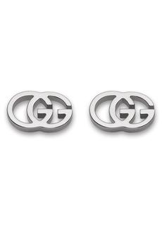 Women's Gucci Double-G Stud Earrings