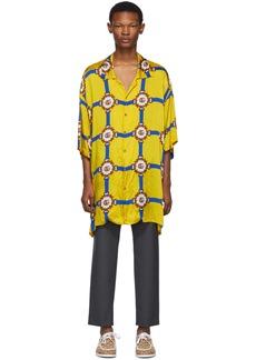 b6541cea6 Gucci Gucci Snake-appliqué cotton shirt | Dress Shirts