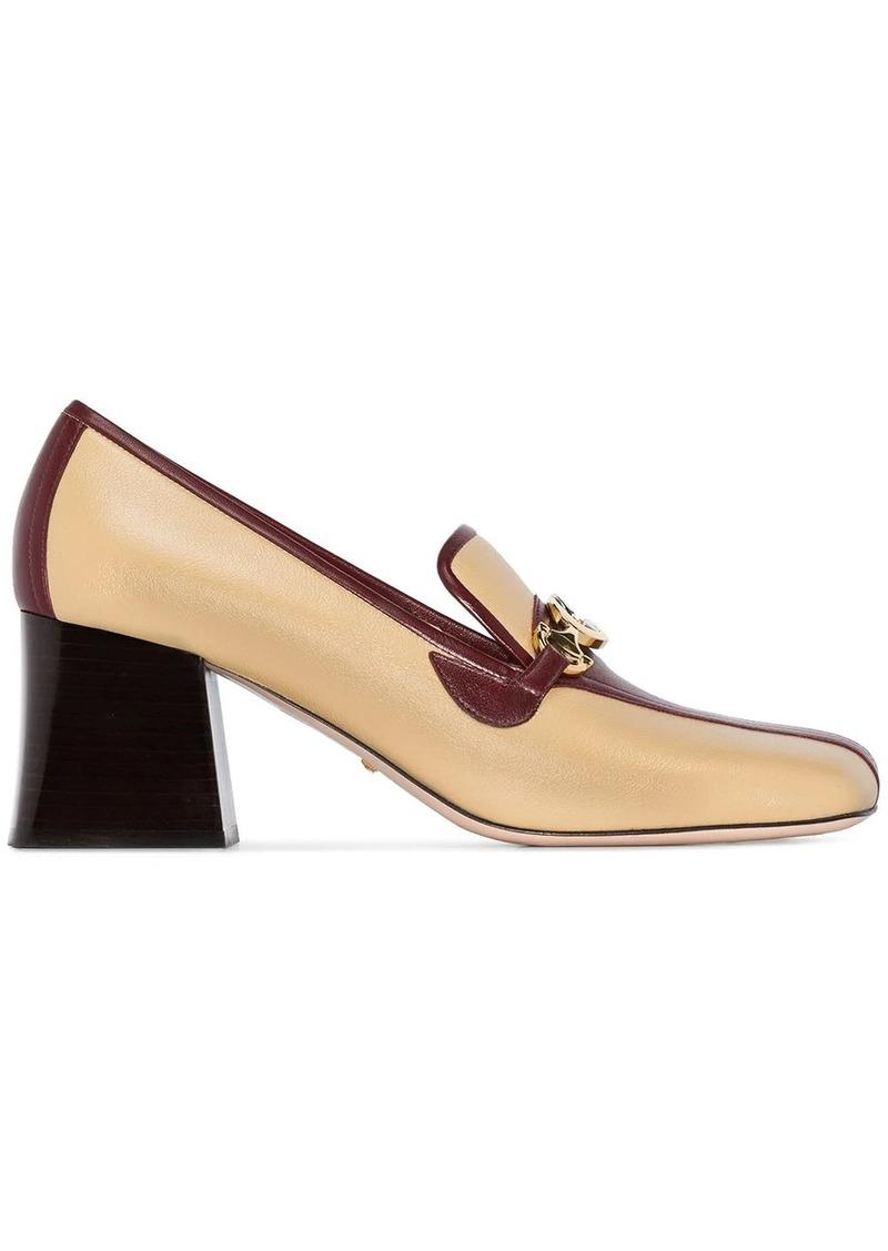 Gucci Zumi 65mm loafers