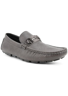 GUESS Adlers textured driving moccasin Men's Shoes