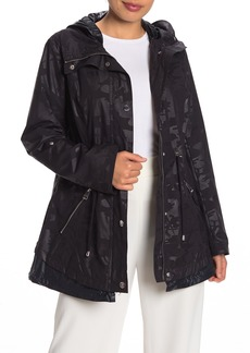 GUESS Attached Hood Jacket