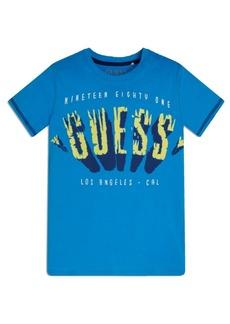 GUESS Big Boys Short Sleeve T-Shirt