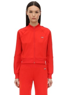 GUESS Cropped Track Jacket