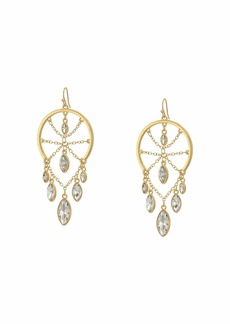 GUESS Dreamcatcher Drop Earrings