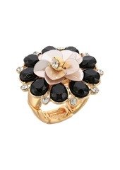 GUESS Flower Cocktail Ring