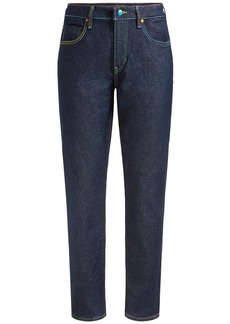 GUESS Fwy Capsule Slim Straight Jeans