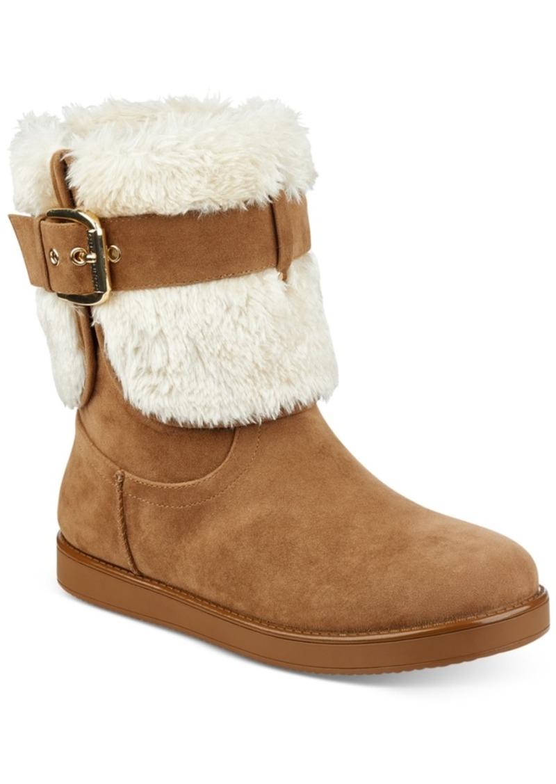 cc2d517ac0d GUESS G by Guess Amburr Cold-Weather Boots Women s Shoes