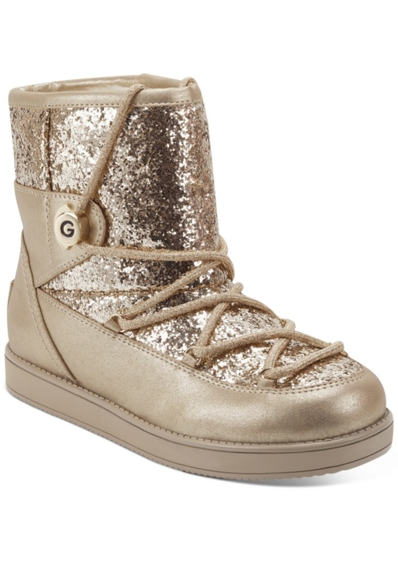 GUESS Gbg Los Angeles Aylan Booties Women's Shoes