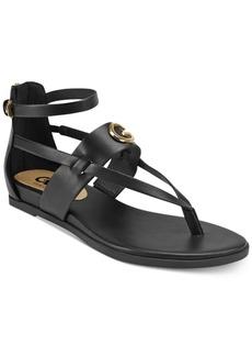 G by Guess Cartur Flat Sandals Women's Shoes