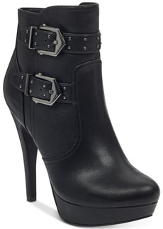 G by Guess Dalli Booties Women's Shoes