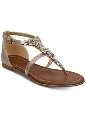 G by Guess Deers Flat Sandals Women's Shoes