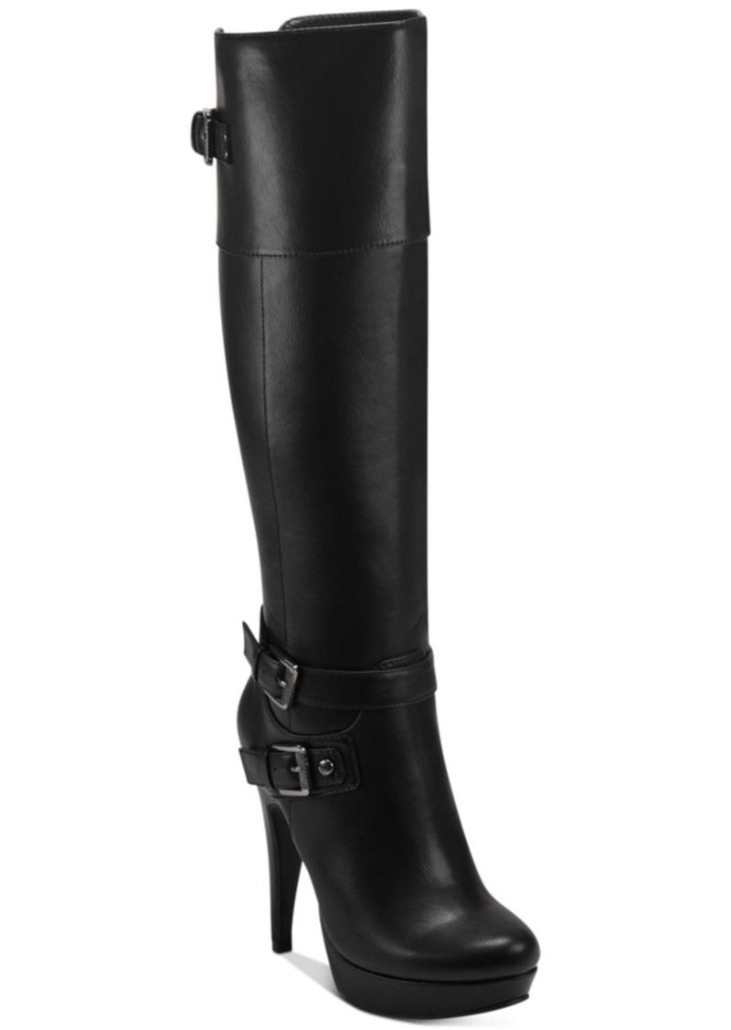 GUESS Gbg Los Angeles Desra Boots Women's Shoes