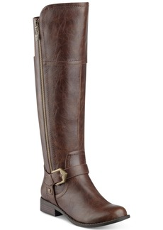 G by Guess Hailee Wide-Calf Riding Boots Women's Shoes