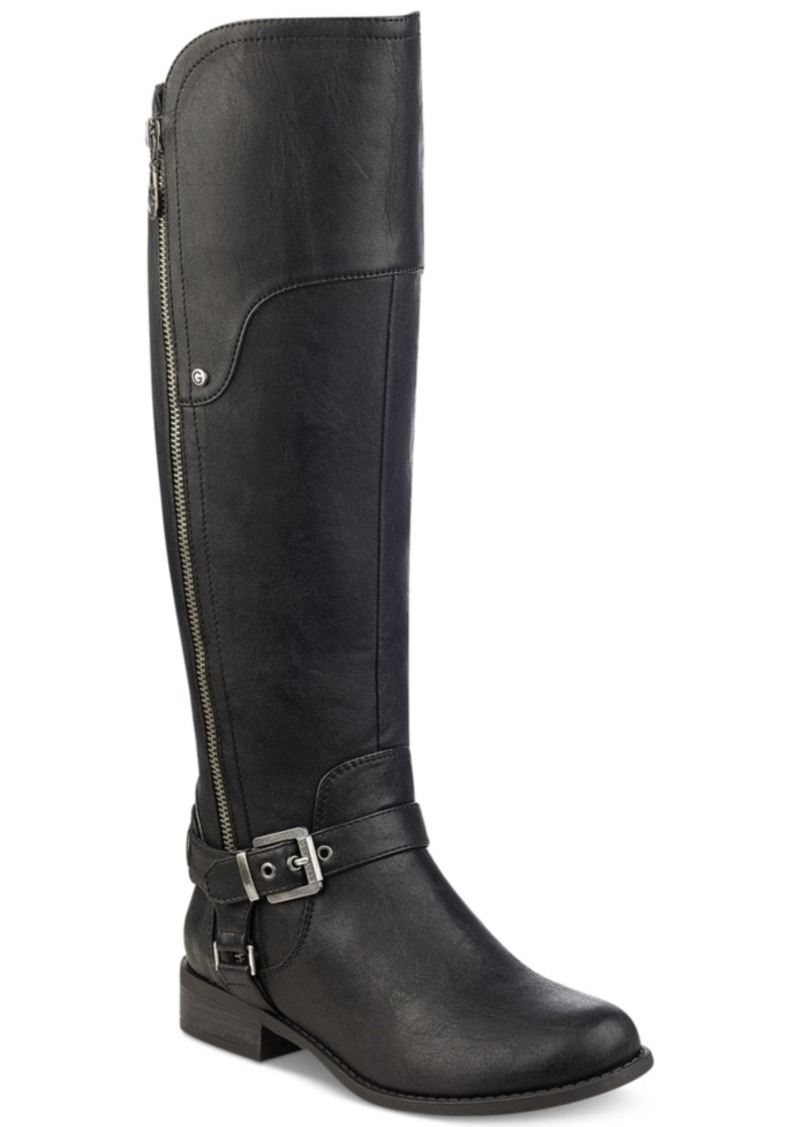 G by Guess Harson Tall Riding Boots Women's Shoes