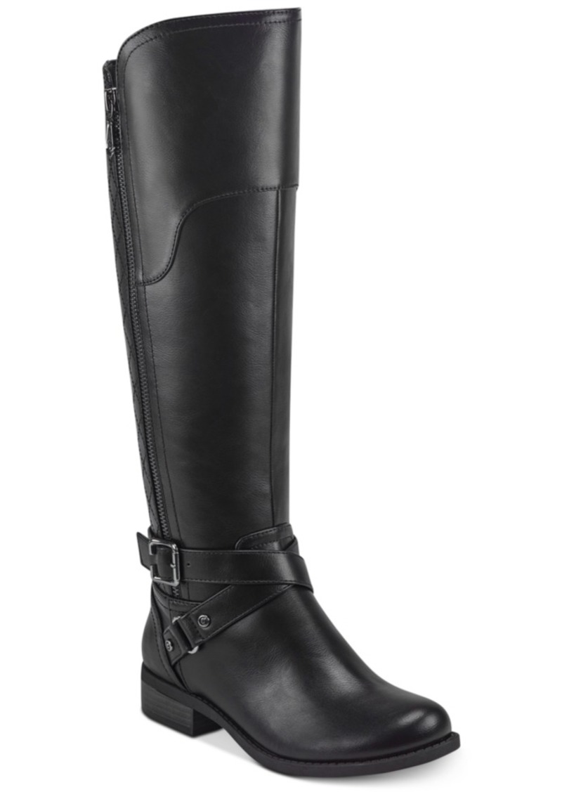 G by Guess Haydin Riding Boots Women's Shoes