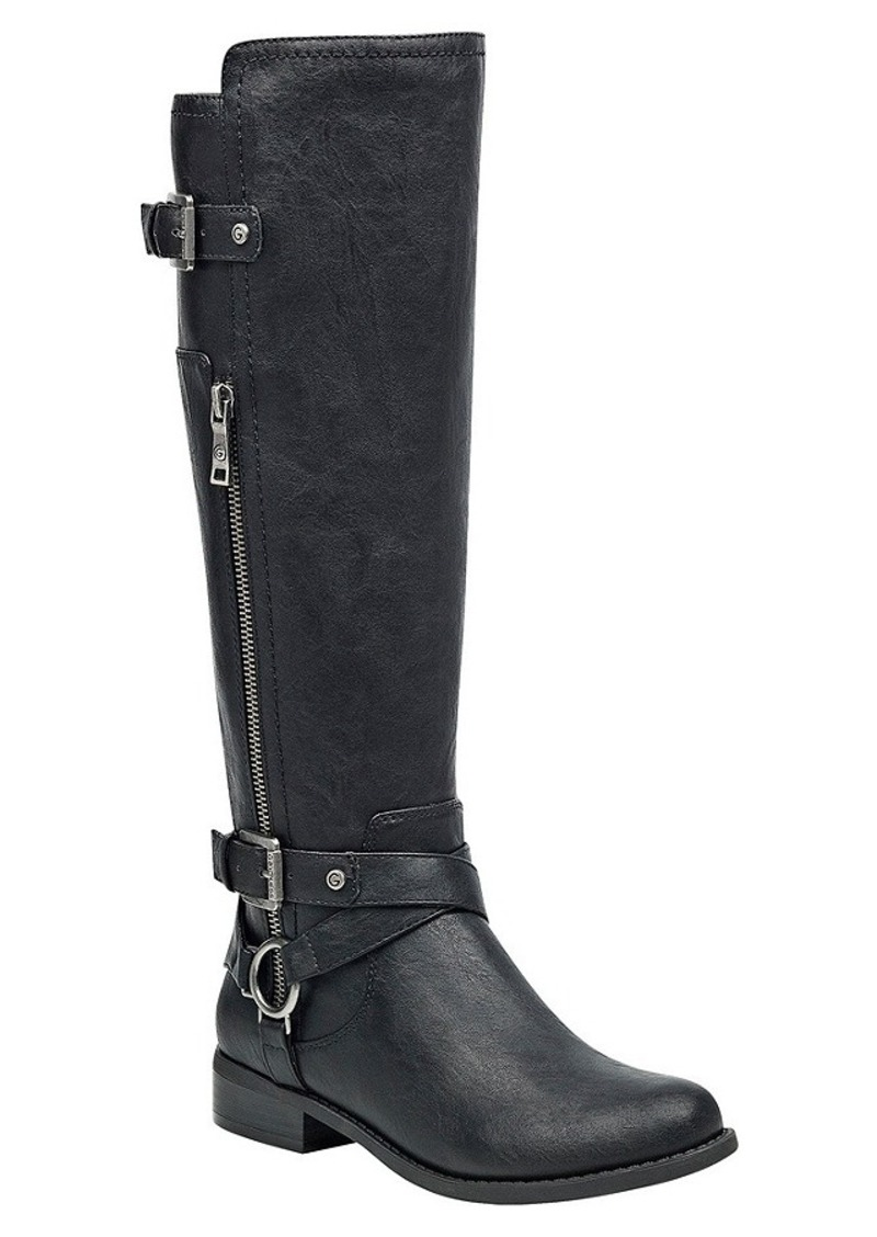 Guess G By Guess Herly Riding Boots Shoes