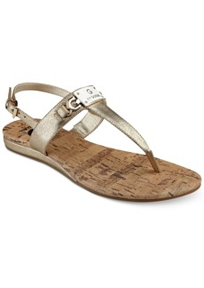 G by Guess Jemma T-strap Sandals Women's Shoes