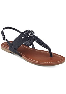 G by Guess Liberty T-Strap Sandals Women's Shoes
