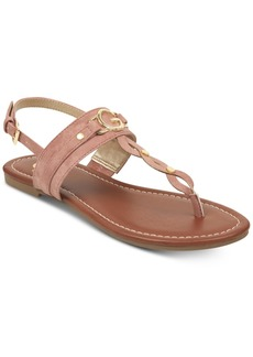 G by Guess Links Flat Sandals Women's Shoes