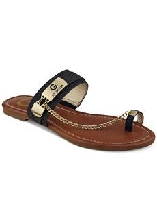 G by Guess Loren Toe Ring Sandals Women's Shoes