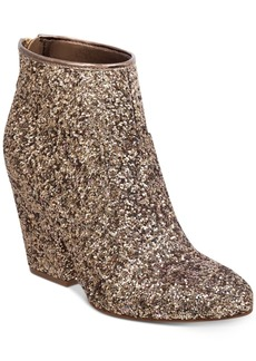G by Guess Nite Sparkle Booties Women's Shoes