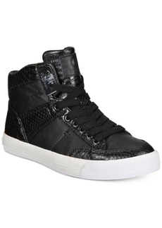 G by Guess Oliza High-Top Sneakers Women's Shoes