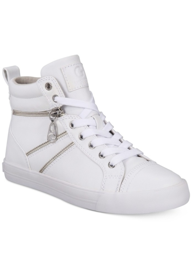 Guess G By Guess Oryan High Top Sneakers Women S Shoes Shoes