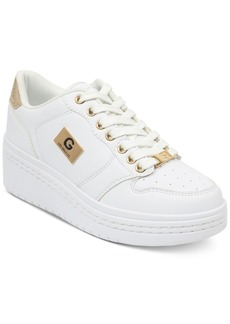 G by Guess Rigster Wedge Sneakers Women's Shoes