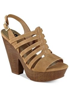 G by Guess Seany Platform Sandals Women's Shoes