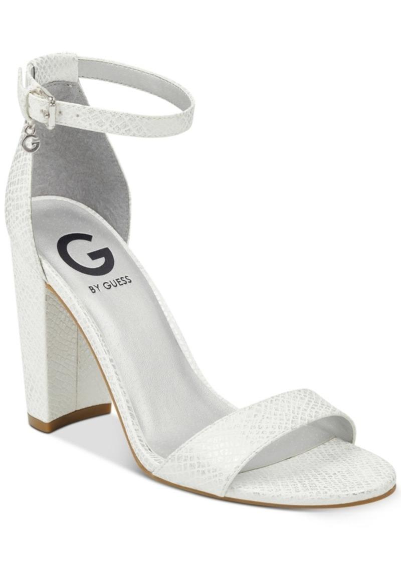 2a84304e104 G by Shantel Two-Piece Sandals Women's Shoes