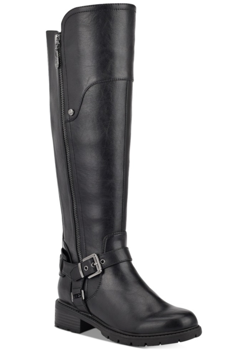 G by Guess Tealin Wide Calf Riding Boots Women's Shoes