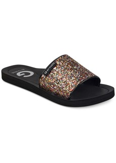 G by Guess Tomie Slides Women's Shoes