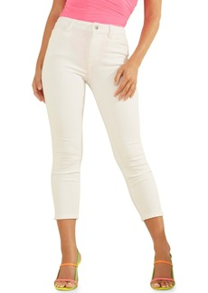 Guess 1981 Cropped Skinny Jeans