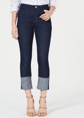 Guess 1981 Cuffed Skinny Jeans
