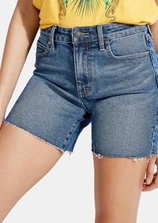 Guess 1981 Cutoff Denim Shorts