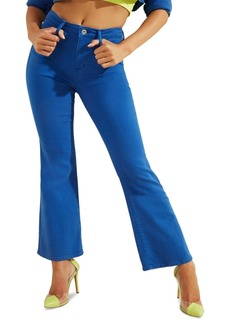 Guess 1981 Flare Ankle Jeans