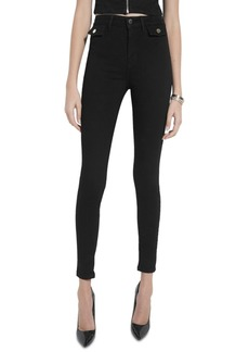Guess 1981 High-Rise Skinny Jeans