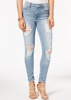 8c696b4688d GUESS Guess Medium Wash Low-Rise Skinny Jeans | Denim - Shop It To Me
