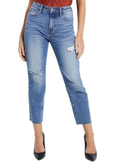 Guess 1981 Ripped Cropped Jeans